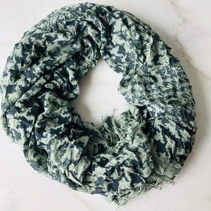 Zara Large Faded Lightweight Scarf